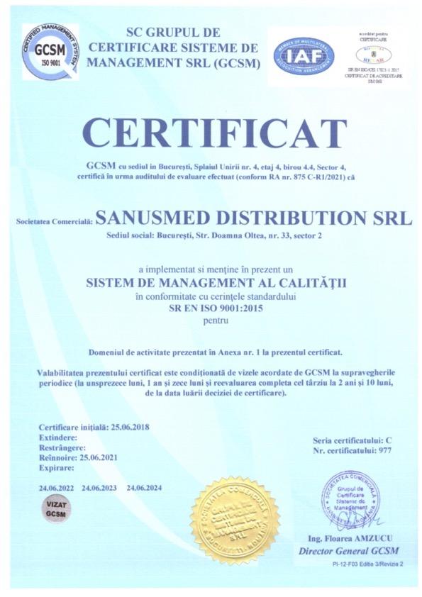 Certificat_977_C_SANUSMED_DISTRIBUTION